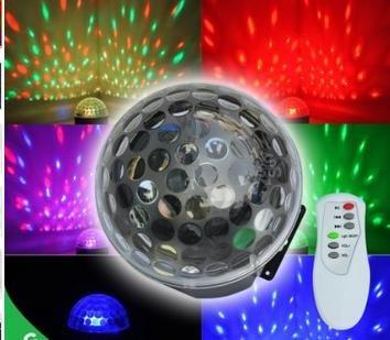 [HomeParty] RGB Lasereffekt Projektor mit Lautsprecher für nur 16,99€ ! Inkl. Versand Kosten
