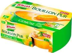 Knorr Bouillon pur 0,99 € [Real]
