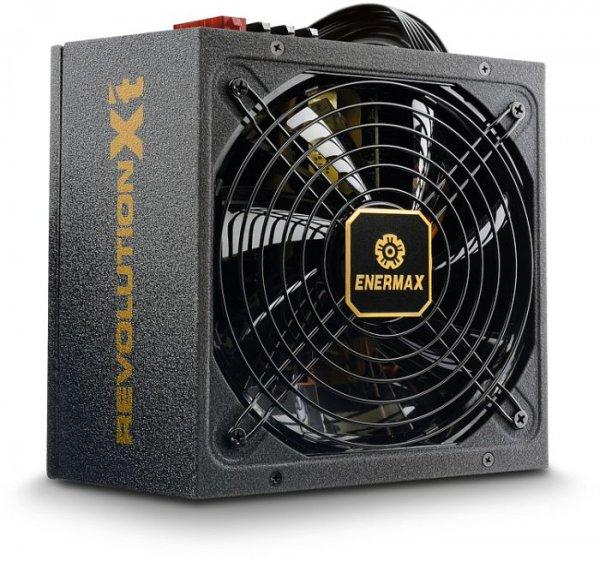 Enermax Revolution X't 630W PC-Netzteil (80+ Gold, teilmodular, 5 Jahre Garantie) - 79,90€ @ ZackZack
