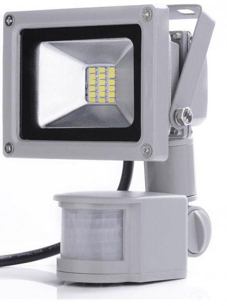[EBAY] 2 X 20W LED - Strahler mit Bewegungsmelder  23,84 €