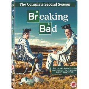 Breaking Bad - Staffel 2 [4 x DVD] für ~13.87€ @ amazon.uk