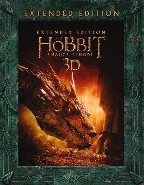 [Lokal Expert Franken] Der Hobbit: Smaugs Einöde Extended Edition [Blu-ray 19,99- / Blu-ray 3D 29,99-]