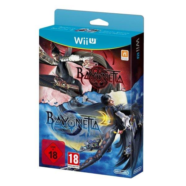 Amazon.fr (KK benötigt): Bayonetta 1+2 Special Edition (Wii U)