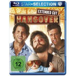 Amazon.de: 4x BluRays für 30€ (z.B. Hangover, Inception, ...)