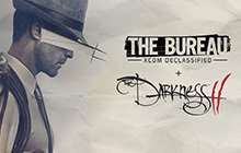 [Steam - Win/Mac] The Bureau: XCOM Declassified / The Darkness II Bundle (uncut) @ MGS
