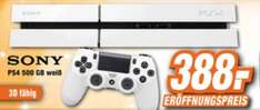 [EXPERT Hannover & Region] Playstation 4 PS 4 weiß weiss 500GB