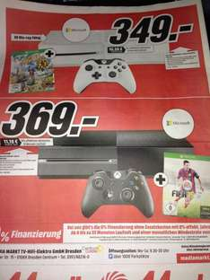 (lokal MM DD Centrum Galerie) Microsoft Xbox One 500GB (weiß) + Sunset Overdrive