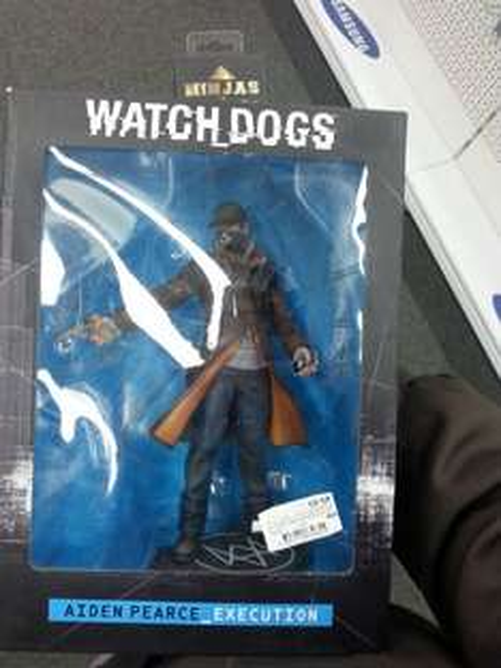 "Media Markt Barkhausen-Porta Westfalica(Lokal?) - Watch Dogs Figur ""Aiden-Pearce"" für 5€"