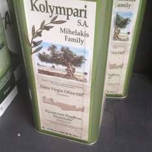 [Lokal Castrop-Rauxel] Extra Virgin Olivenöl Kolymvari im 5L Gebinde