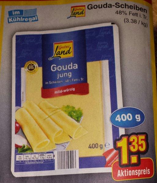 Gouda-Scheiben 400g [Netto Markt]