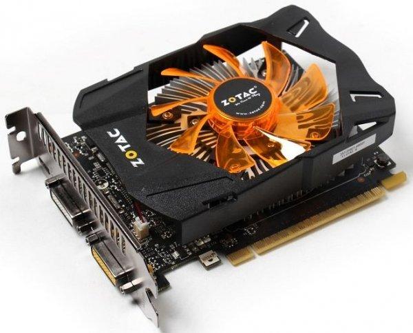 Zotac GeForce GTX 750 Ti (1GB GDDR5, 2x DVI, Mini HDMI, 5Jahre Garantie) - 111,85€ @ MeinPaket/LocalPCdirect
