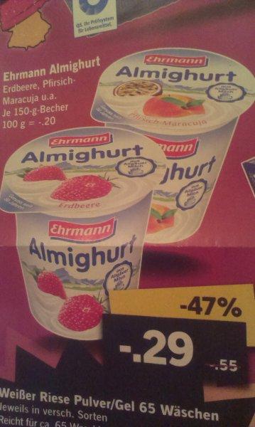 Almighurt für 0,29 € bei LIDL