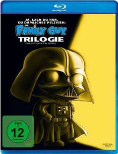 Family Guy - Pelzvieh Trilogy [Blu-ray] für 14,97 € (Prime) > [amazon.de]