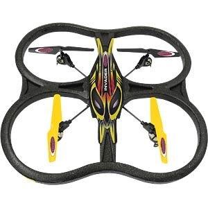 JAMARA Quadrocopter Invader 2.4GHz für 60,99 Euro @Mediamarkt.de