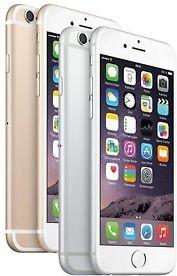 Apple iPhone 6, 16GB 4G LTE Retina, 4.7 Zoll  in silber & gold für 665€ @eBay
