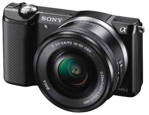 [1% Qipu] Sony Alpha 5000 Kit 16-50 mm schwarz (ILCE-5000LB)  für 299€ zzgl. 2,99€ Versand @cyberport