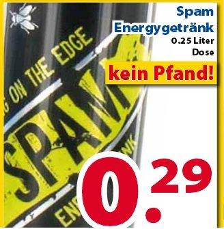 (Die 2 Brüder von Venlo)  Kaffee , Bier und Spam Energygetränk ab 0,29€