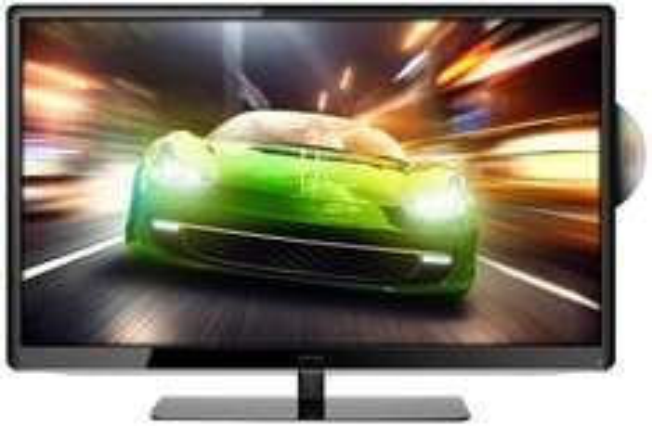Dyon Sigma 29 72,4 cm (28,5 Zoll) LED-Fernseher, EEK A (HD-Ready, DVB-C/S2/T, eingebauter HD Triple-Tuner/DVD-Player, 2x HDMI) schwarz