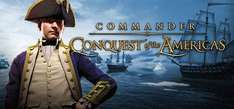 [Steam] DLH.net - Commander: Conquest Of The Americas (Gold) gratis statt 2,00€