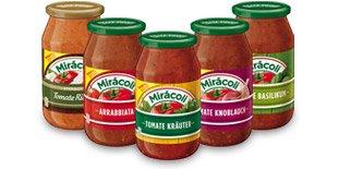 Miracoli-Pasta-Sauce [Edeka Nordbayern, Marktkauf; KW47/14, evtl. in weiteren Regionen] für 0,29€