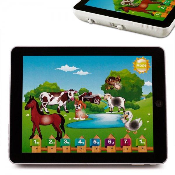 Lerntablet für Kinder für nur 7,95€  +10% Rabatt mit Code CSPIELZEUG14 @ebay