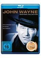 [Blu-ray]  John Wayne Collection + Western Collection (je 3 Filme, je 4,99€) @ Müller
