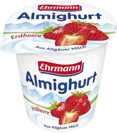 [Kaufland/Bundesweit] Ehrmann Almighurt Fruchtjoghurt für nur 0,25 € (-54%), 20.11.2014-22.11.2014