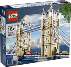 Lego 10214 Tower Bridge bei Intertoys für 179,99€ inkl. VSK