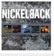 Nickelback 5er CD BOX für 9,99 € bei Saturn Online