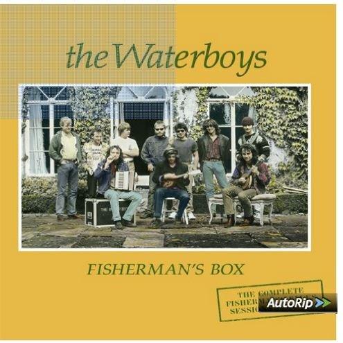 The Waterboy's - Fisherman's Box ( 6 CD BOX) für 13,97 € ( Prime) bei Amazon