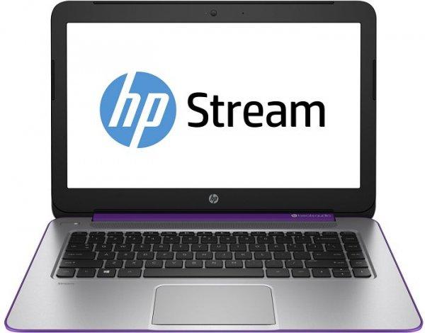 """HP Stream 14 (AMD A4-6400T, 14"""", R3-Grafik, 2GB RAM, 32GB eMMC, Win 8.1, 1,6kg) - 263,12€ @ HP Store"""