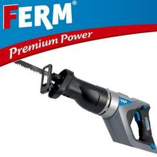 [Sonderpreis Baumarkt] FERM Akku Säbelsäge 18V RSM1014 FPRS-1800 Premium Power Reciprosäge Stichsägestatt 56,81€