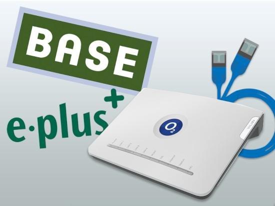 o2-DSL für E-Plus- / BASE-Kunden 3 Monate kostenlos (Hotline)