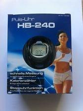 Kostenlose HB-240 Pulsuhr (Newsletter anmeldung)