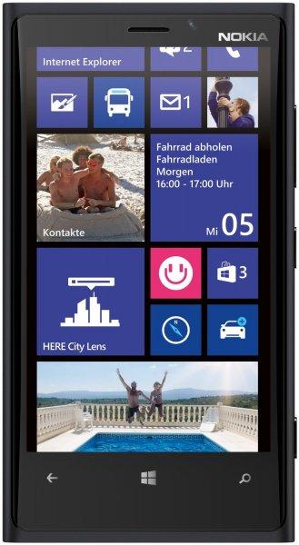 "Nokia™ - Smartphone ""Lumia 920"" (4.5"" IPS 1280x768,8.7MP/AF/Dual-LED Cam,32GB,LTE,NFC,WP 8.1) [B-Ware] ab €162,27 [@MeinPaket.de]"