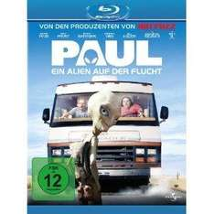Paul - Ein Alien auf der Flucht [Blu-ray] NUR HEUTE