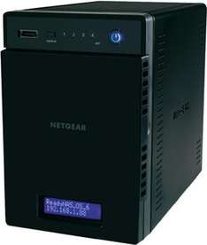 Preisfehler? NETGEAR ReadyNAS 4-bay Server 314 8TB @NBB