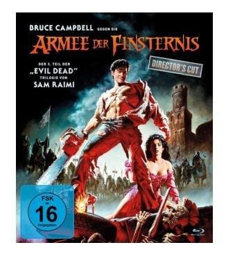 Die Armee der Finsternis [Blu-ray] [Director's Cut] für 4,99€ @Müller