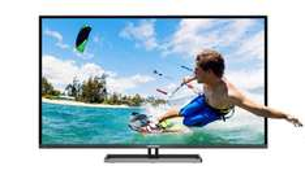 Grundig 42 VLE 9480 BL 106,7 cm (42 Zoll) 3D LED-Backlight-Fernseher, EEK A+ (Full HD, USB Recording, 600Hz PPR, DVB-T/C/S2, 4 HDMI, USB) schwarz 489,00