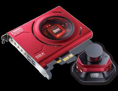Creative Soundblaster ZX für 99,99 Euro