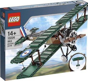 LEGO 10226 - Sopwith Camel für 79,99 intertoys