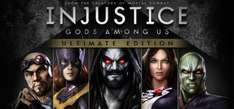 (STEAM) Injustice: Gods Among Us Ultimate Edition für 3,99€ @ BundleStars