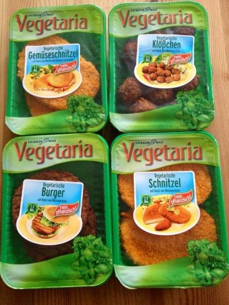 [Kaufland] Vegetaria versch. Produkte 1,59 € - bundesweit?