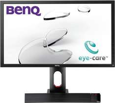 [AMAZON] BenQ XL2720T 68,6 cm (27 Zoll) 3D Gaming LED-Monitor (3D, Full HD, HDMI, Display Port 1.2, DVI, VGA, 4x USB, 1ms Reaktionszeit) schwarz