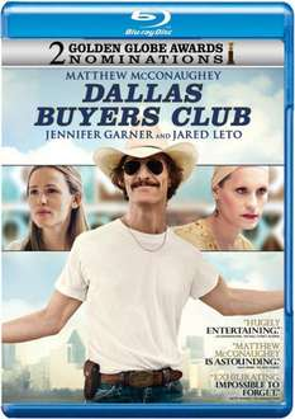 Dallas Buyers Club [Blu-ray] für 9,99€ bei Amazon.de (Prime)