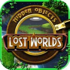 Amazon App des Tages - Hidden Objects Lost World
