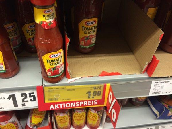 Kraft Tomaten Ketchup 500ml