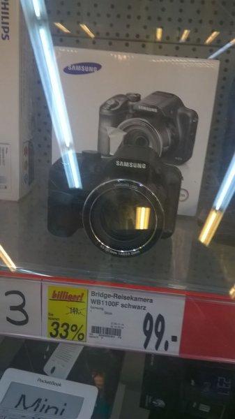 [LOKAL?] Kaufland Grünstadt, Samsung WB1100f für 99€