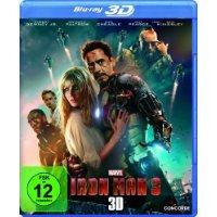 [Amazon Prime] Iron Man 3 (inkl. 2D-Version) [3D Blu-ray] für 9€