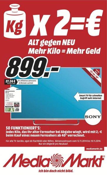 [Lokal?] Media Markt Straubing Alt gegen Neu Aktion.